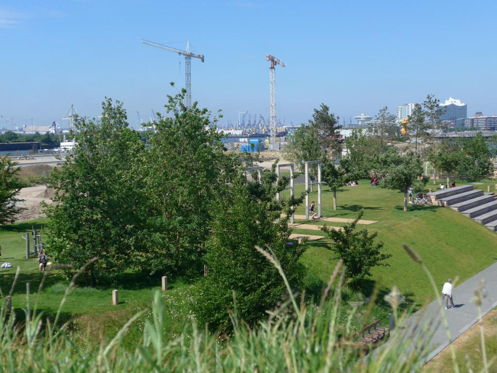 Spielplatz Baakenhafen