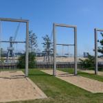 Spielplatz Baakenhafen: Lotti Karotti lässt grüßen