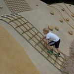 Spielplatztipp Wilhelmsburg. Auf Wüstenwellen reiten