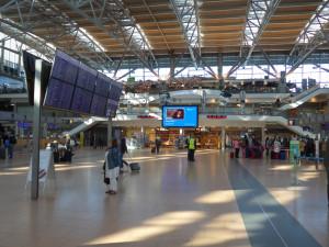 Terminal 2 Hamburg Airport