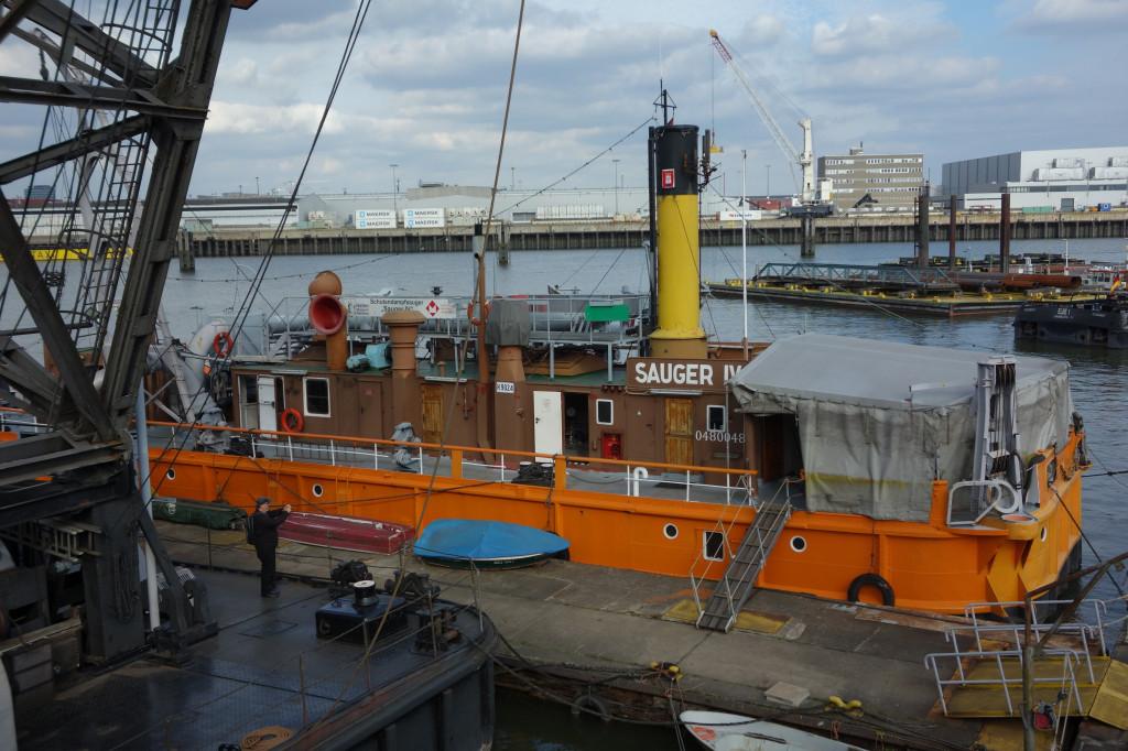 Hafenmusem Hamburg