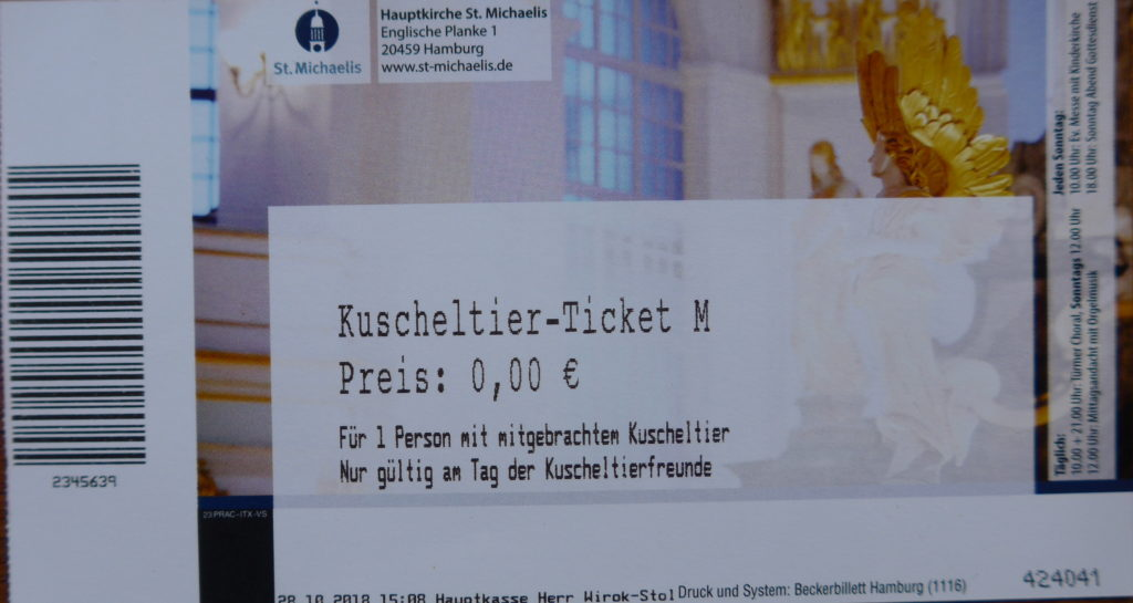 Hamburger Michel Ticket