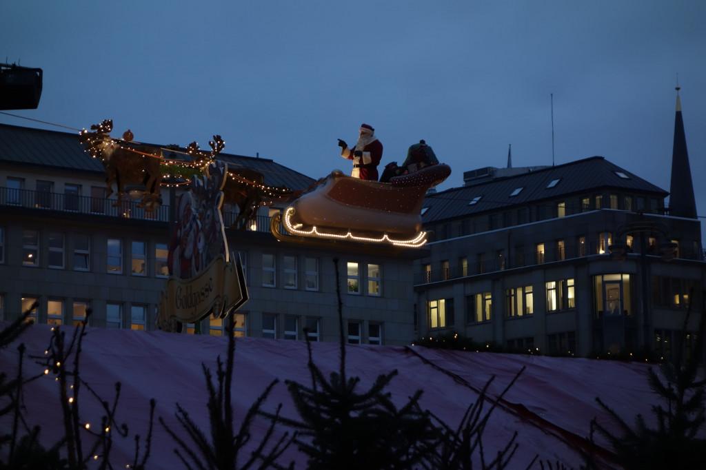 Roncalli Weihnachtsmarkt Hamburg