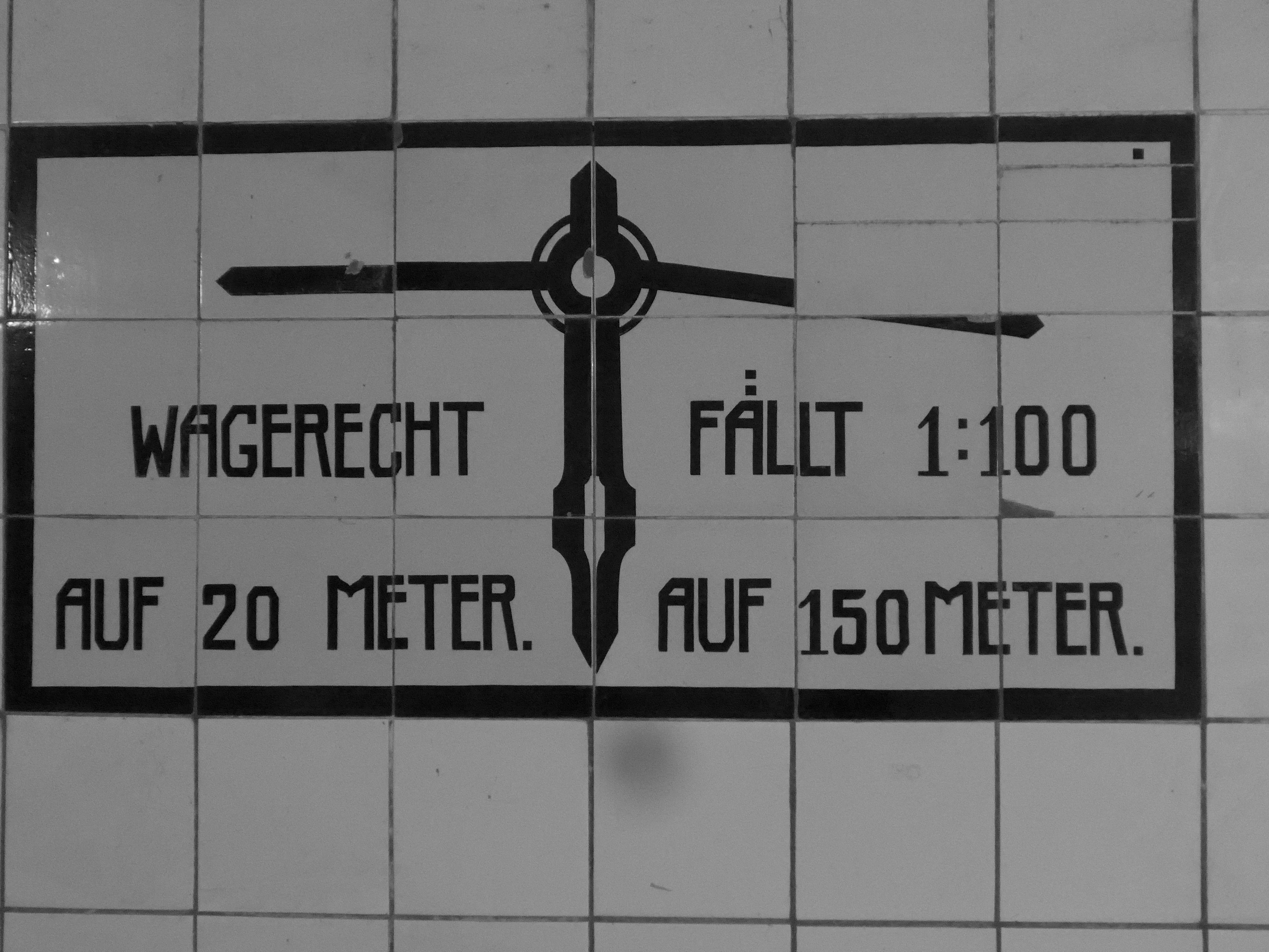 Alter Elbtunnel Hamburg