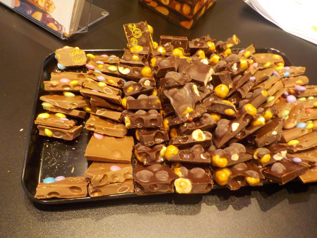 Schokolade Läderach Hamburg