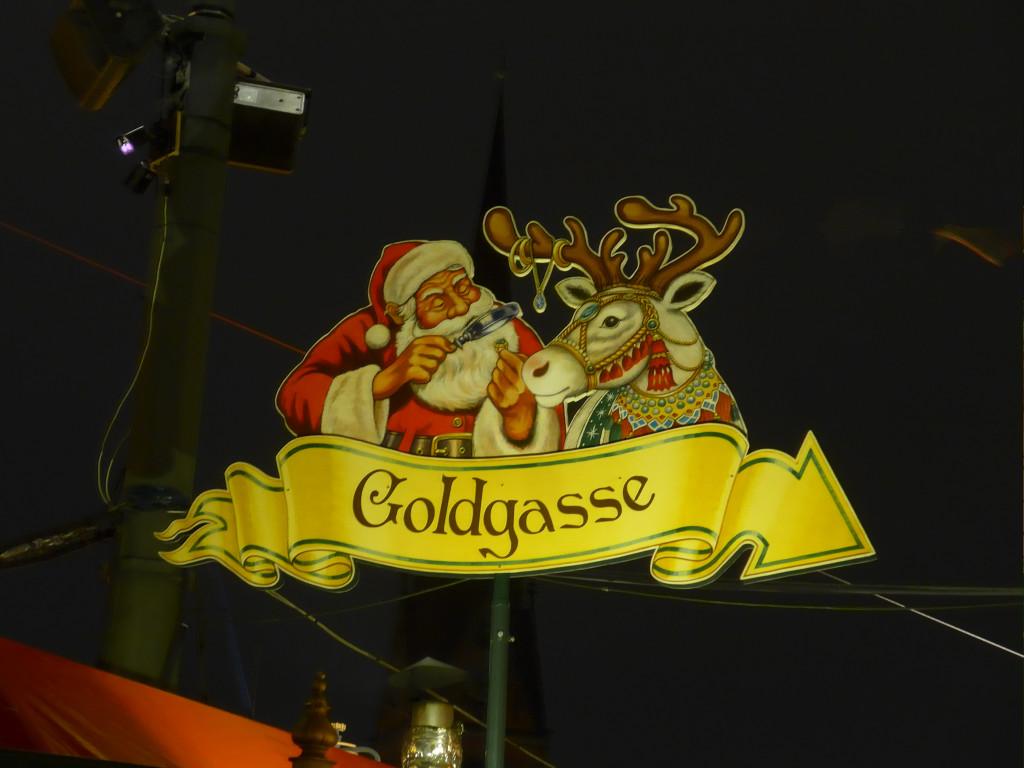 Goldgasse Weihnachtsmarkt Hamburg