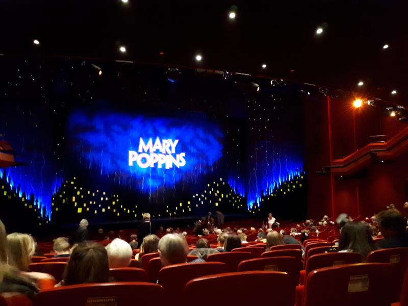 Mary Poppins Theatersaal