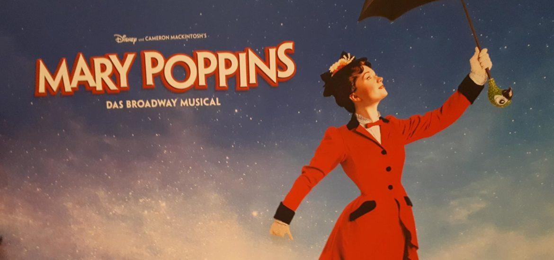 Plakat Mary Poppins