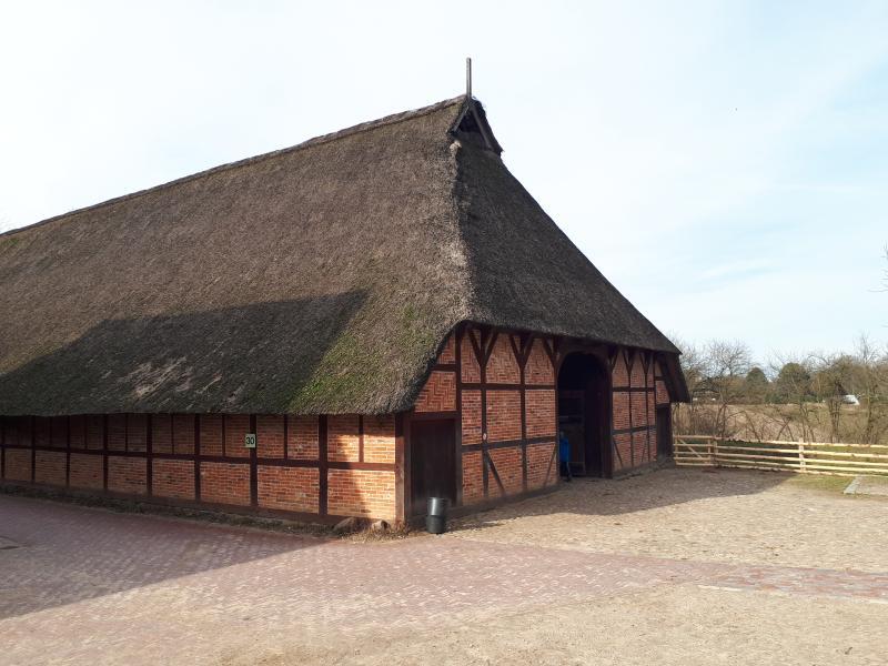 Freilichtmuseum am Kiekeberg Fachwerkhaus