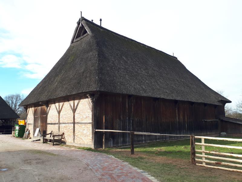 Freilichtmuseum am Kiekeberg Scheune