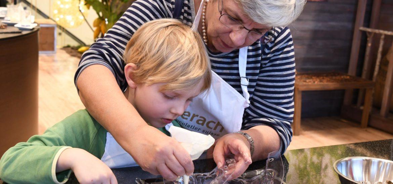 Tipps für Ausflüge mit Oma und Opa Läderach Hamburg