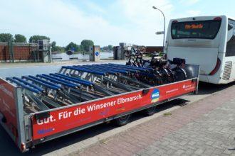 Elb-Shuttle Bus