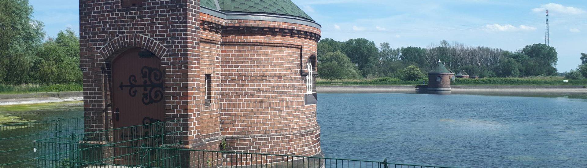 Hamburg Schieberhäuschen