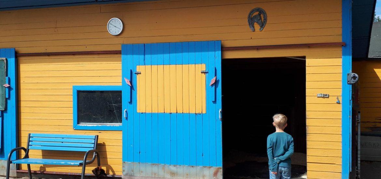 Pferdestall Kinderbauernhof Hamburg