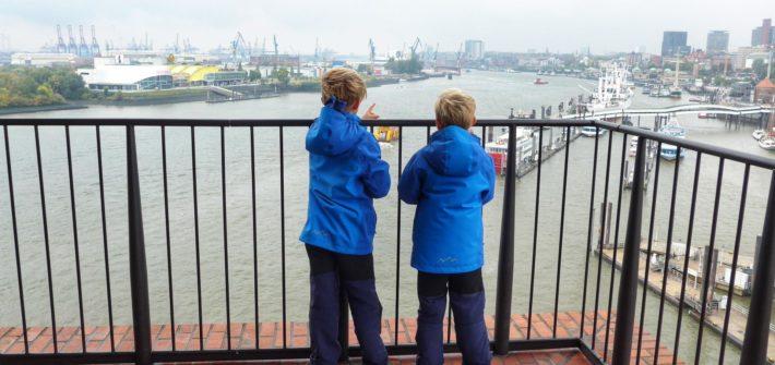 Elbphilharmonie mit Kindern besuchen