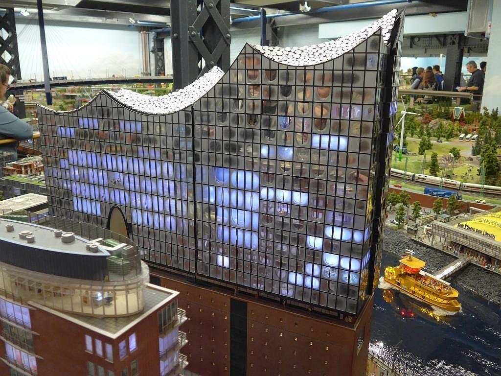 Miniatur Wunderland Elbphilharmonie