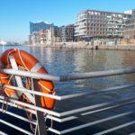 HafenCity mit Kindern: Stopps zum Aufwärmen