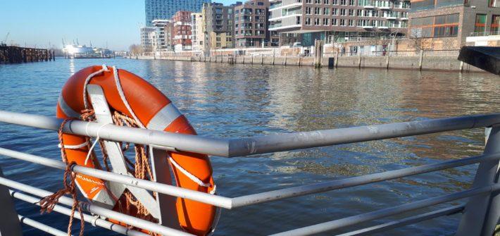 Hamburg HafenCity mit Kindern