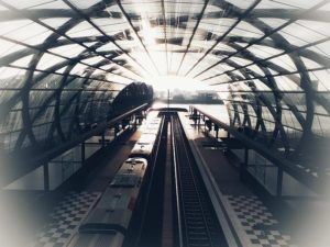 U Haltestelle Elbbruecken Hamburg