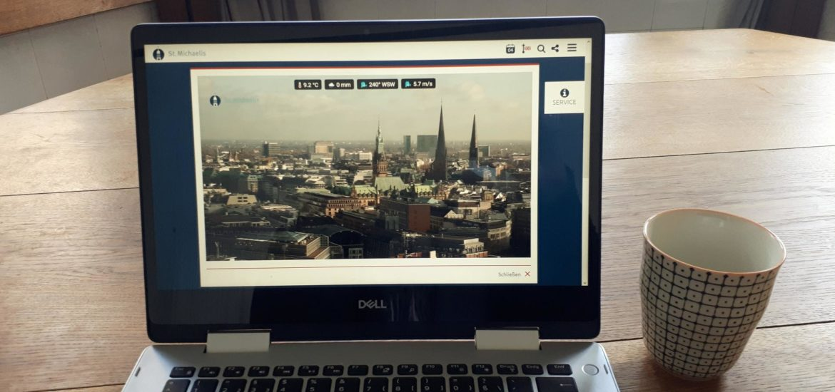 Hamburg digital erkunden
